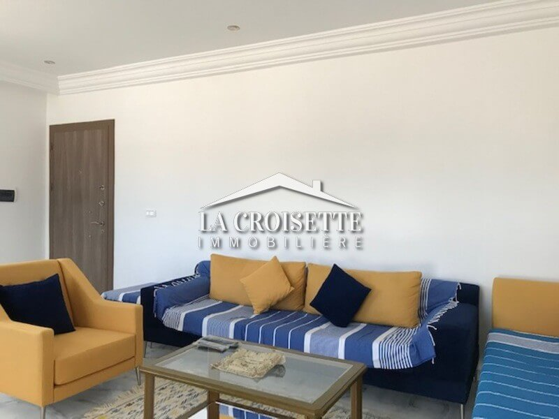 Un appartement meublé à Carthage Mohamed