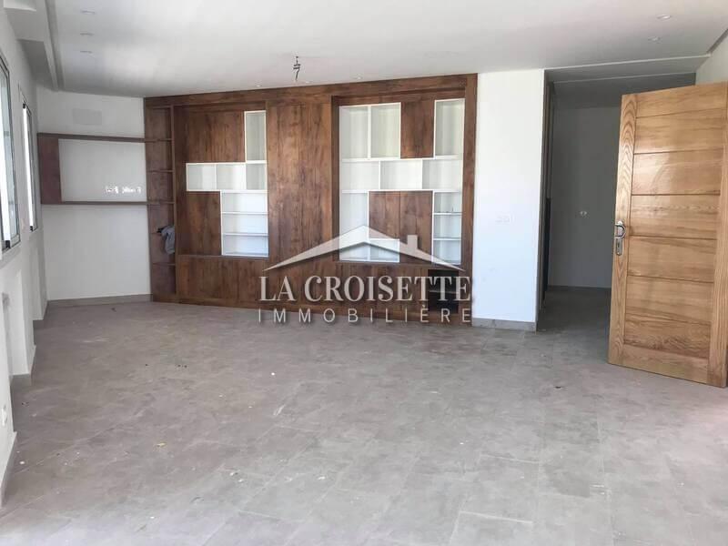 Un étage de villa S+3 neuf au Lac 2