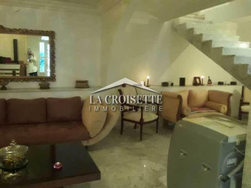 Un appartement S+3 à La Marsa