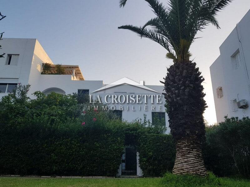 A louer une splendide villa à la Marsa