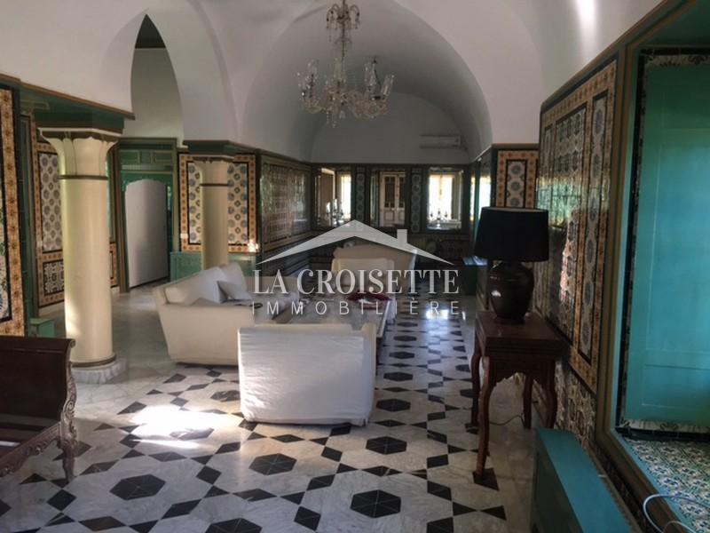 Une villa à louer La Soukra