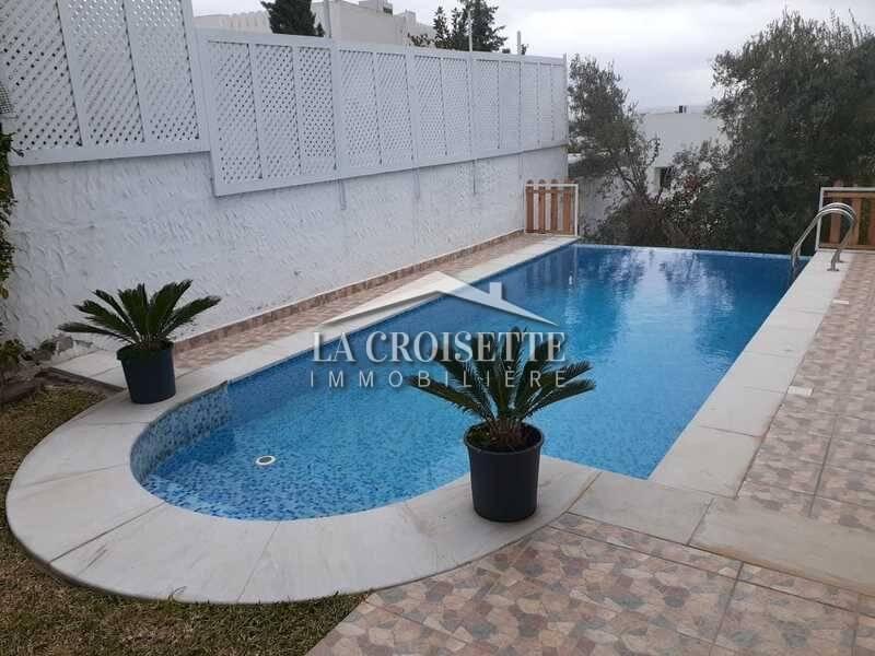 Villa avec piscine à Gammarth Supérieur