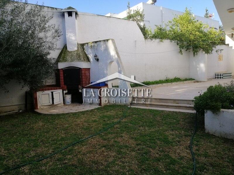 Villa meublée à la soukra