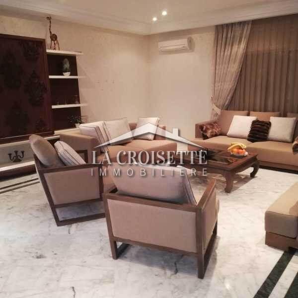 Villa entièrement meublé à la Marsa