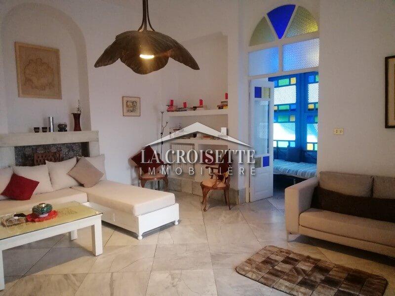 Villa meublée à Sidi Bou Said