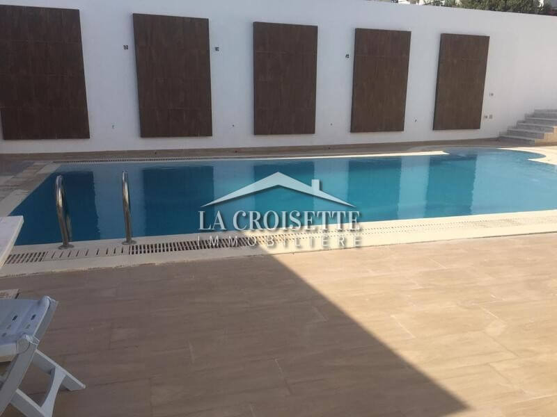 Villa S+6 avec piscine à Gammarth Supérieur