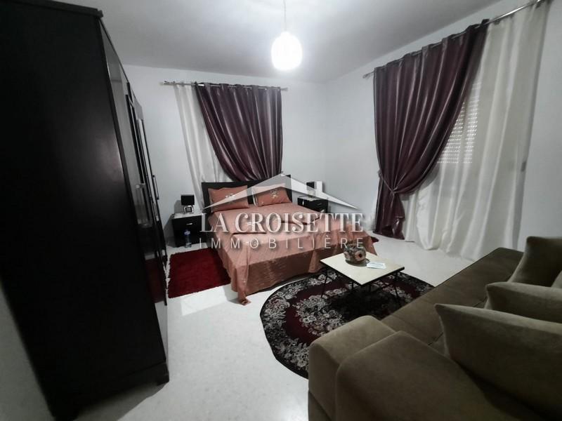 Villa S+3 meublée à La Marsa