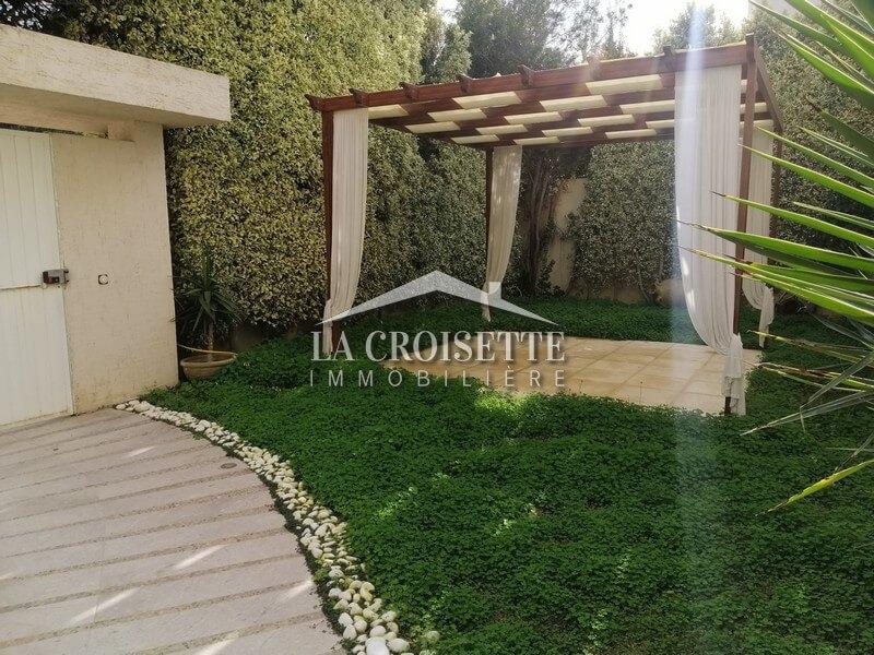 Villa Haut standing aux jardins de Carthage