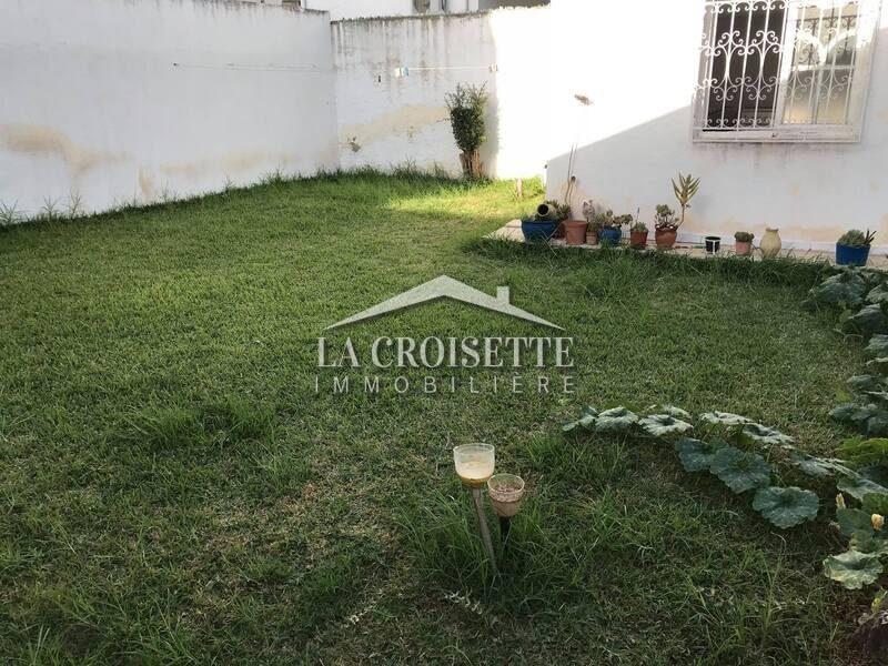 Une villa plain pied S+3 à Ain Zaghouan