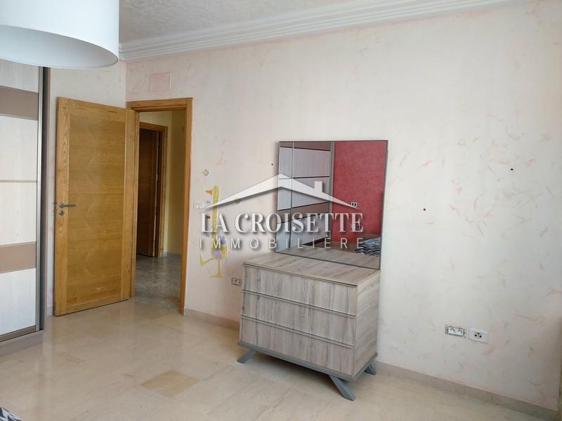 Un appartement meublé à la Marsa cité El Khalil