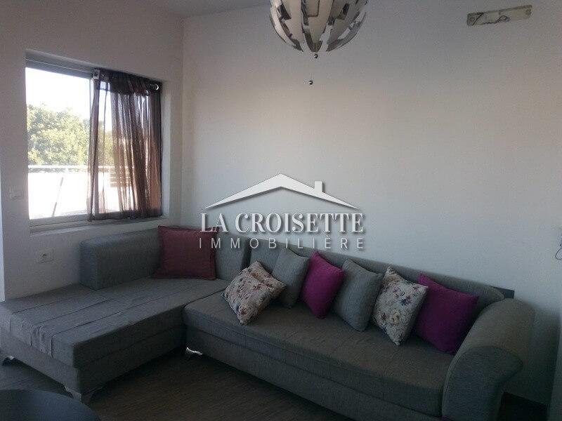 S+2 meublé à Carthage Byrsa