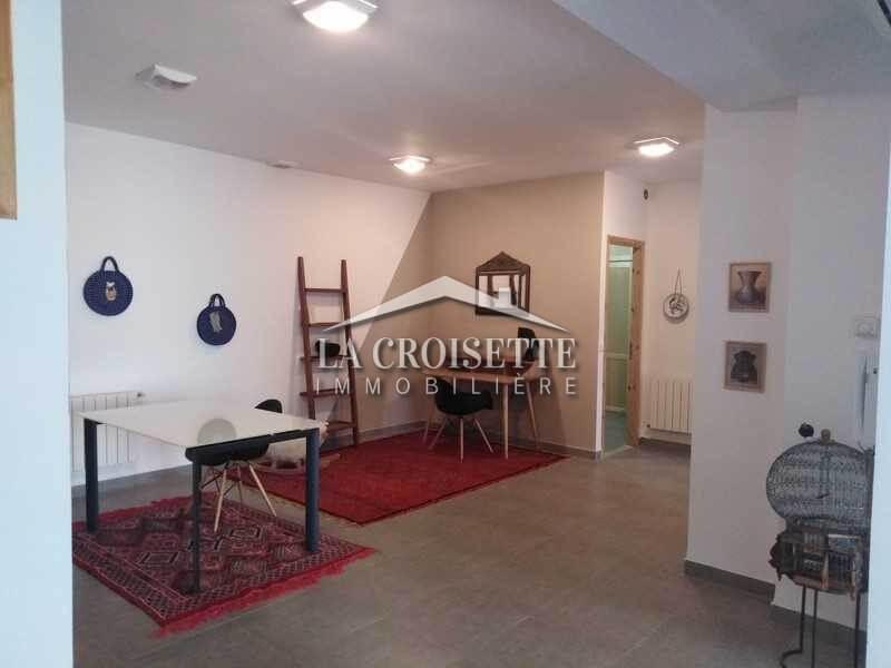 Appartement S+3 Meublé à Sidi Bou Said