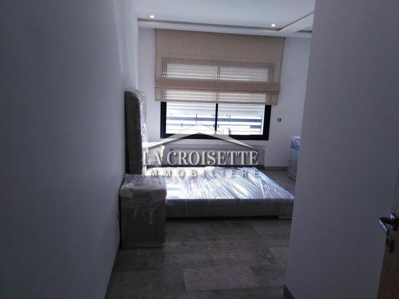 Un appartement s+2 meublé à Ain Zaghouan Nord