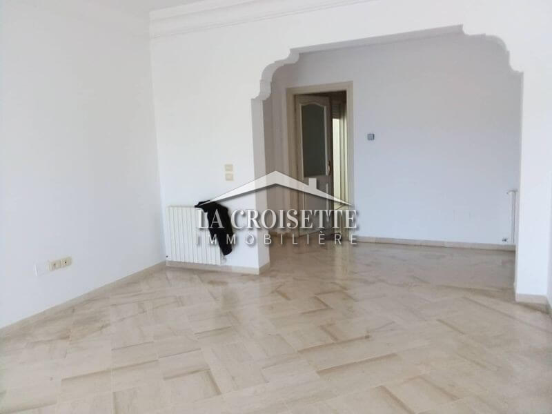 Un appartement s+4 Ain Zaghouan les Palmeraies