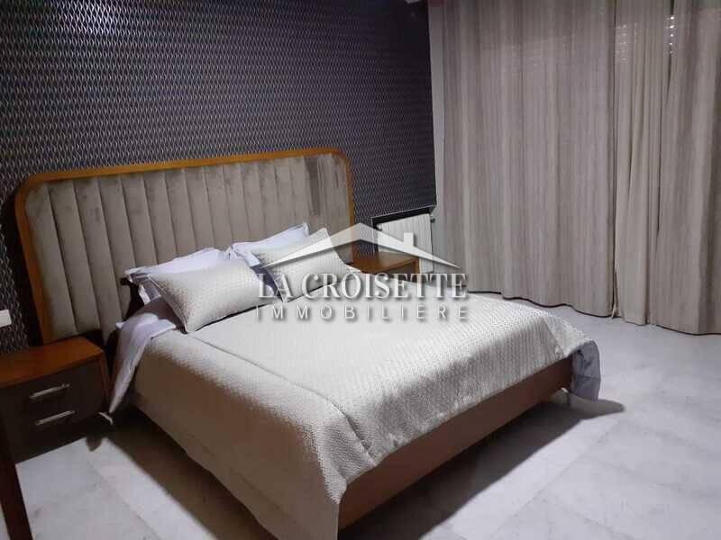A louer un appartement meublé S+2