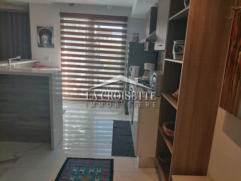 A louer un appartement s+1 richement meublé