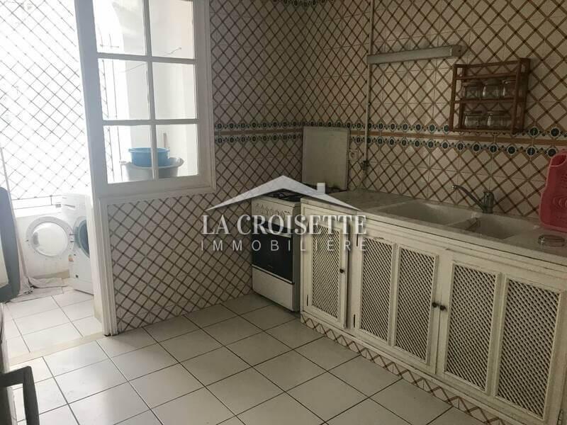 Un appartement S+3 meublé au Lac1