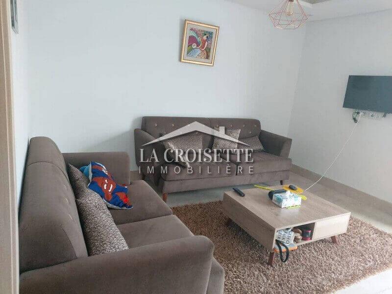 A louer un joli appartement meublé à Sidi Daoued