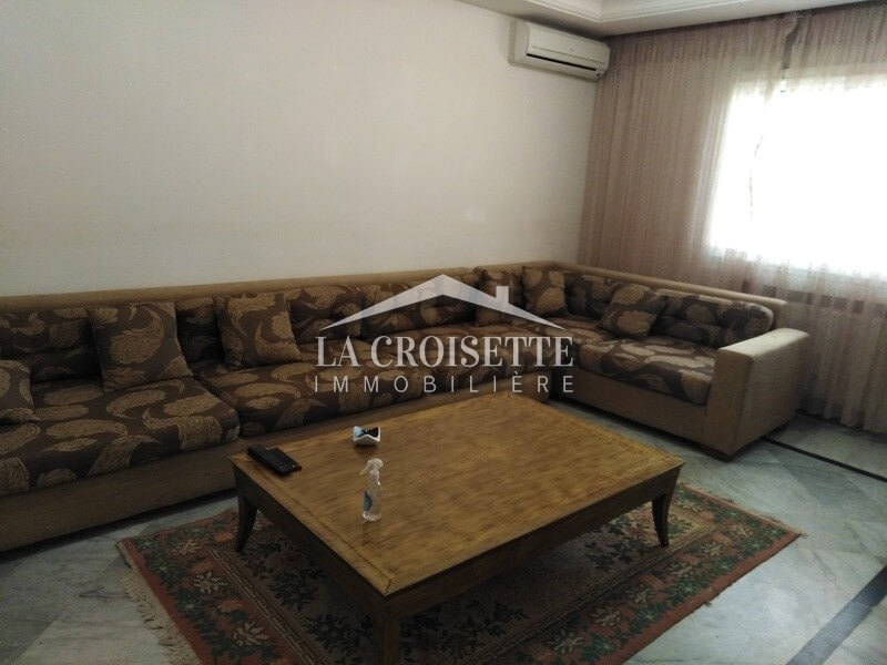 A louer un appartement à Ain Zaghouan nord s+2