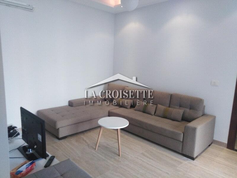 Appartement s+1 meublé à Ain Zaghouan Nord