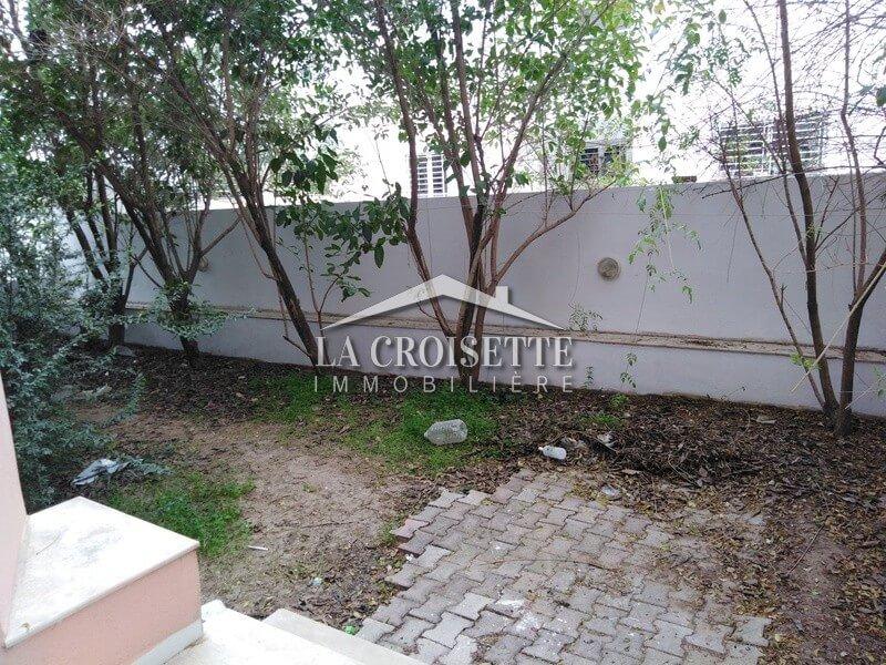 Un appartement au rez de chaussée à Ain Zaghouan nord