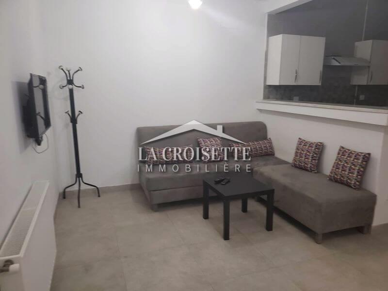 Un appartement meublé à cité les palmeraies