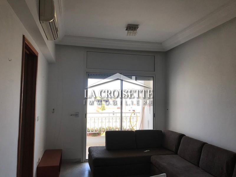 Un appartement s+1 meublé à Ain zaghouan nord