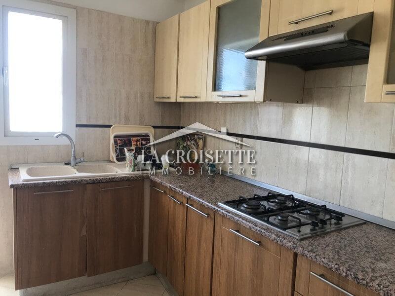 Un appartement s+2 à Ain zaghouan sud