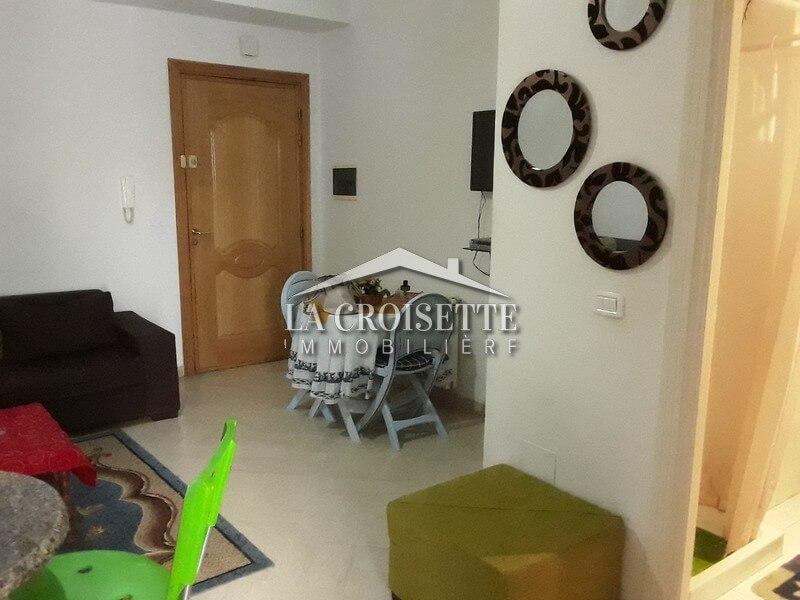 Un appartement S+1 meublé aux Jardins De L'aouina