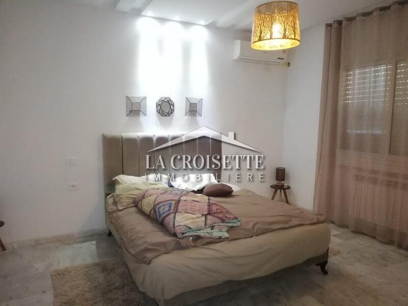 S+1 meublé à Ain Zaghouan Nord