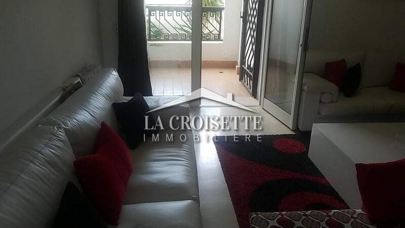 S+2 meublé à L'Aouina