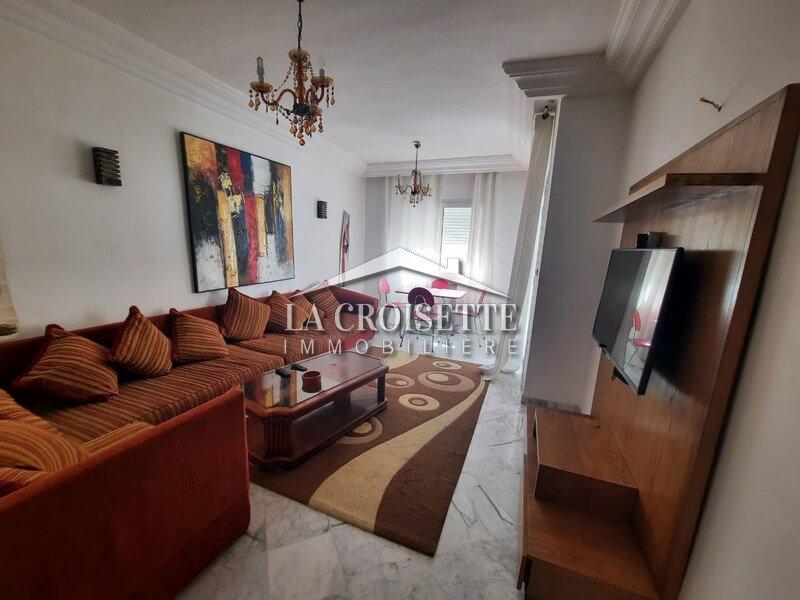 S+2 meublé à Ain Zaghouan nord