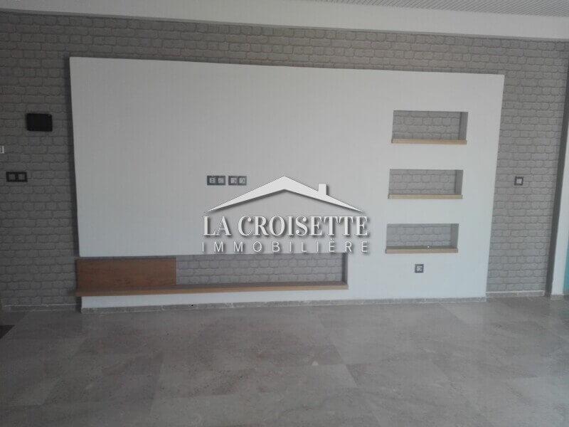 Un appartement neuf à la Soukra