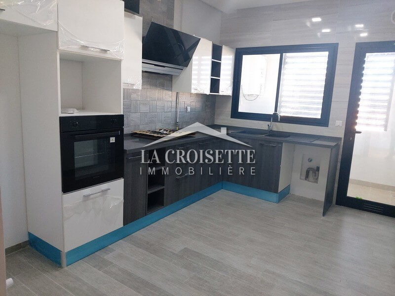 A vendre un appartement s+3 à la Soukra