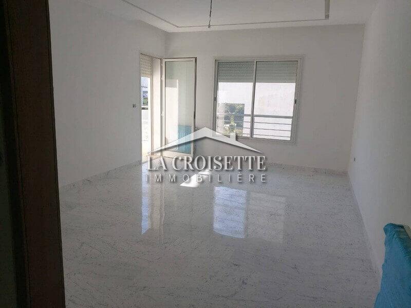 Un appartement s+2 neuf à Ain Zaghouan Nord
