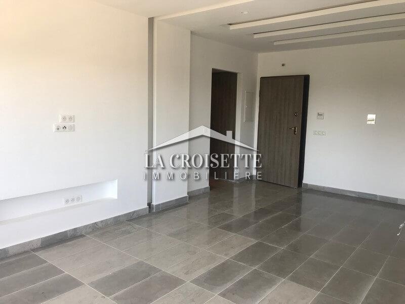 Un appartement s+2 dans une nouvelle résidence à la Soukra
