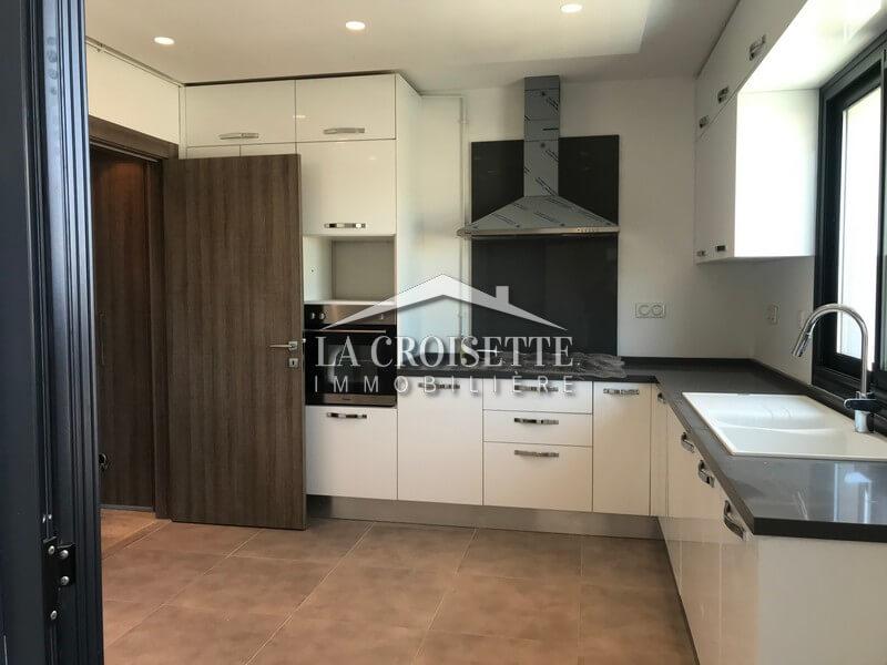 Un appartement s+3 dans une nouvelle résidence à la Soukra