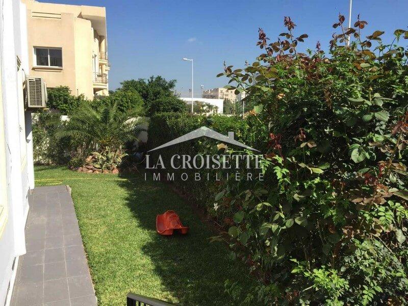S+3 avec jardin à Ain Zaghouan Nord