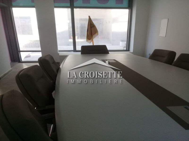 A louer un spacieux bureau au lac1