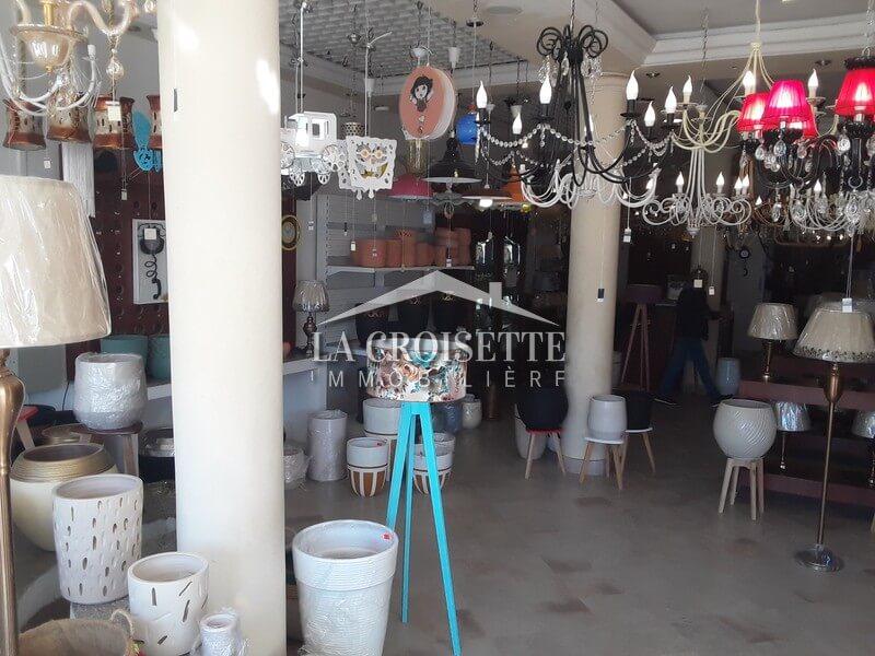 Local commercial à La Soukra