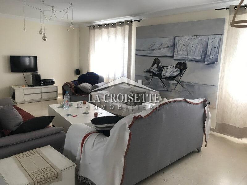 Un Duplex s+2 à la Soukra