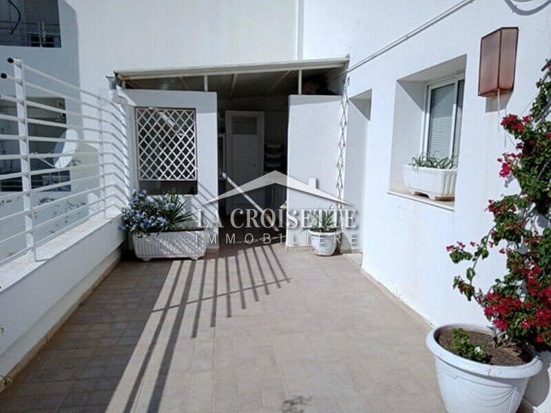 Un duplex s+3 meublé à Ain Zaghouan