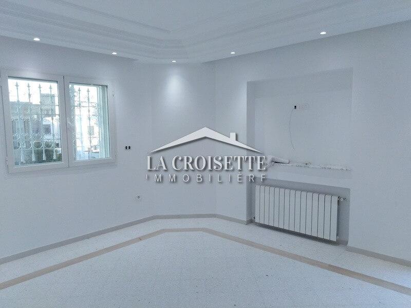 Un étage de villa à l'Aouina