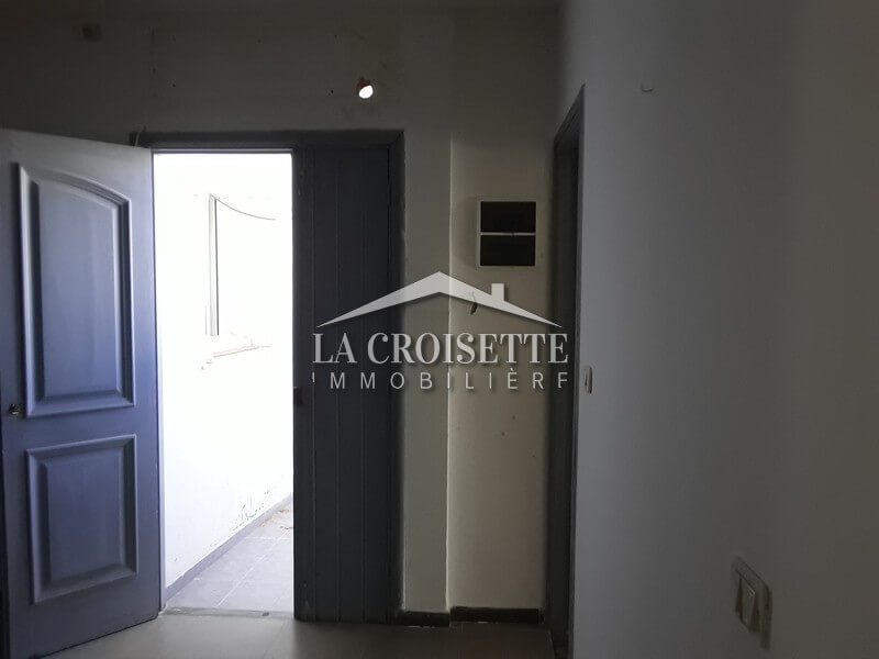 Un étage de villa s+2 à la Marsa