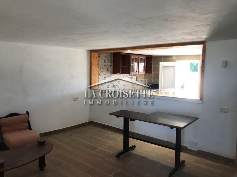 Un étage de villa à la Marsa cité les Pins