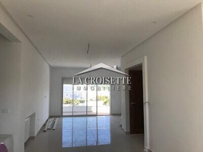 Un étage de villa S+4 à La Marsa