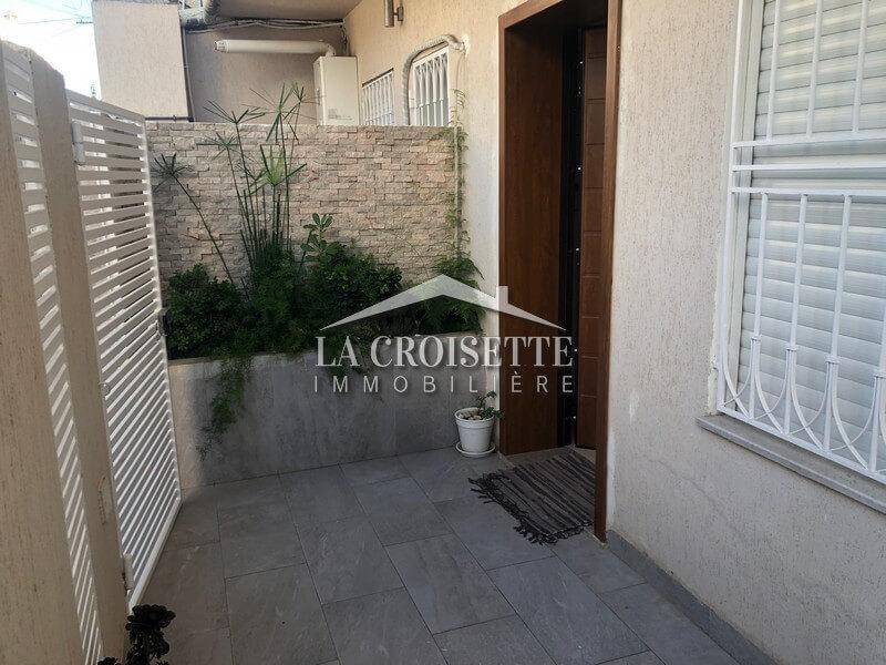 Un appartement S+2 meublé à Ain Zaghouan Sud