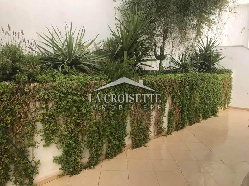 Un rez de Jardin s+2 à Ain zaghouan nord