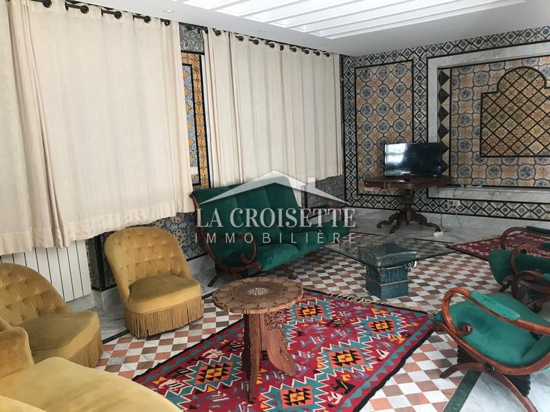 S+1 meublé à Sidi Daoud