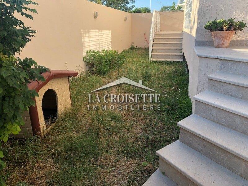Une villa aux Jardins de Carthage